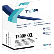 Ti-B1280BKXL Tusz Tiom do Brother LC1280 | MFC-J5910DW | black