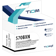Ti-C570BX Tusz Tiom do Canon PGI-570BK | PIXMA MG-5750 | black