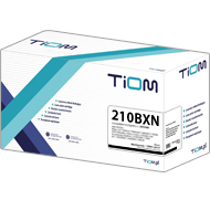 Ti-LH210XN Toner Tiom do HP 210BXN | CF210X | 2400 str. | black