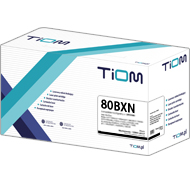 Ti-LH280XN Toner Tiom do HP 80BXN | CF280X | 6900 str. | black