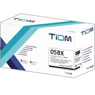 Ti-LH505X Toner Tiom do HP 05BX | CE505X | 6500 str. | black