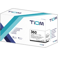 Ti-LL360 Toner Tiom do Lexmark 360 | E360H11E | 9000 str. | black
