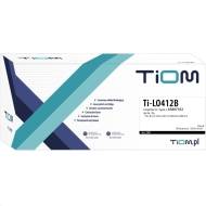 Ti-LO412B Toner Tiom do OKI 412B | 45807102 | 3000 str. | black