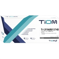 Ti-LX106R01374B Toner Tiom do Xerox 106R01374 | 5000 str. | black