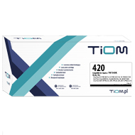 Ti-LL420 Toner Tiom do LEXMARK 420 | 12A7415 | 10000 str. | black